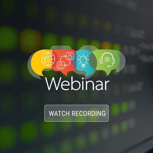 The Key to Monetizing Ethernet – Webinar Recording