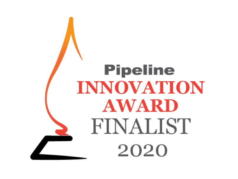 Pipeline innovation Award Finalist
